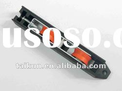 aluminum sliding window roller with nylon