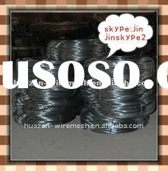 annealed black iron wire( own factory,high quality)