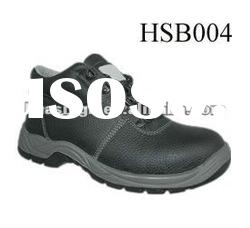 basic safety shoes with steel toe