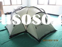 beautiful pattern pop up camping tent