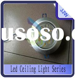 best selling LED ceiling light / 12*1W 220V acrylic cover LED Ceiling Light / Decorative Light