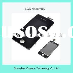 black lcd with digitizer assembly for iphone 4g paypal is accepted