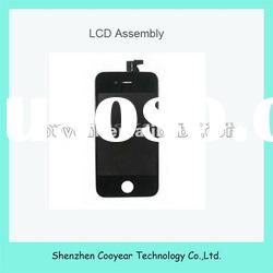 black wholesale lcd with digitizer assembly for iphone 4g paypal is accepted