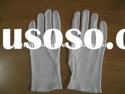ceremonial cotton gloves high quality white cotton gloves