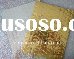 cheap non-woven Rubber one side with aluminum pad