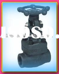 china ASNI gate valve Forged steel gate valve 2 inches