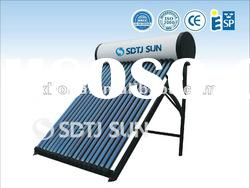 compact solar water heater with cheaper price