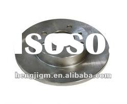 customized cast iron brake disc,brake rotor for FIAT 7663465