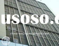 decorative aluminum mesh panel (for wall or for ceiling)
