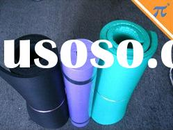 eva rubber foam yoga sheet mat used indoor for gsm