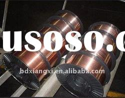 factory manufacture co2 gas shielded metal ARC welding wire AWS ER70s-6