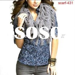 fancy scarf knitting patterns knitted scarf