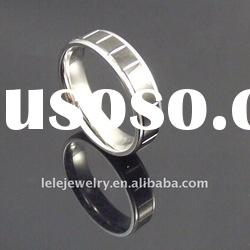 fashion stainless steel rings 2011