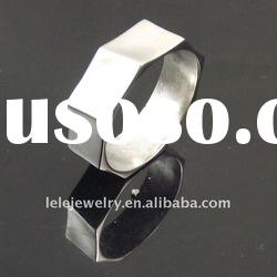 fashion stainless steel rings jewellery 2011