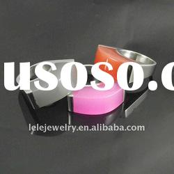 fashion stainless steel rings settings without stones