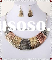 fashions in jewelry yiwu jewelry african gold plating jewelry set