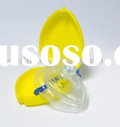 first aid CPR mask,emergency mask,mouth to mouth mask