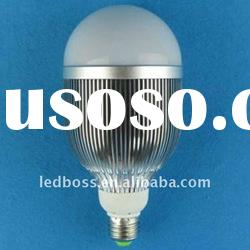 high power led bulb e27 9w with CE and RoHs