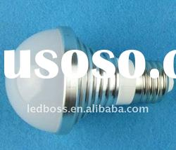 high power led bulb lamp 3w bulb with high lumens