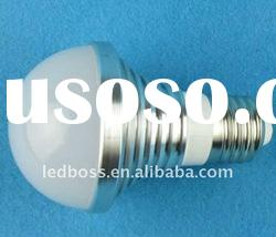high power led bulb lamp 3w with CE and RoHs