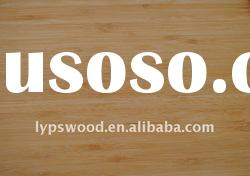 high quality decorative yellow bamboo fancy plywood with polar core