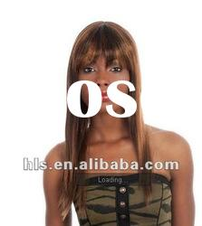 hot sale!Full Lace wig 100% human remi hair,charming full lace wig