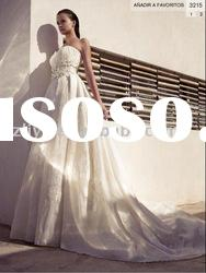 hot sale beautiful attractive designer wedding dresses