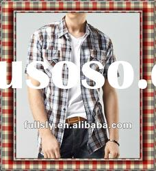 latest fashion casual check cotton dress shirts buy shirts wholesale customized shirt 5xl shirts