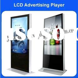 lcd advertising information panel 42 inch/lcd advertising digital display stands