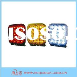 led truck rear fog light