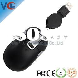 lovely optical wired mouse/usb mini optical mouse