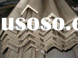 manufacture of AISI304/316/201/202 stainless steel angle bar