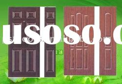 mother and son panel steel doors, hollow metal doors in Guangzhou