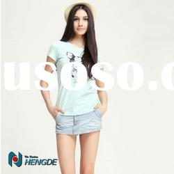 new style polo t-shirt fashion designers TST05
