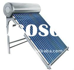 non-pressurized home use solar water heater