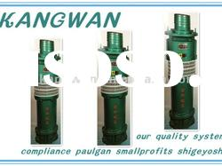 oil-filled submersible pump