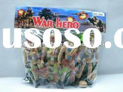 plastic military toys set,combat force soilder toy