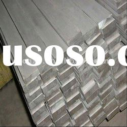 polished stainless steel flat bar