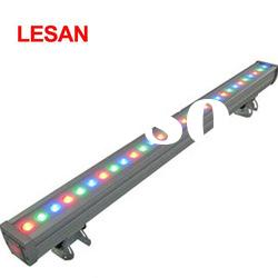 powerful Ip65 dmx512 rgb outdoor led wall washer light fixture