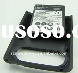rechargeable Li-ion mobile phone battery for HTC