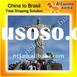 sea cargo freight service China to San Francisco Do Sul,Brazil