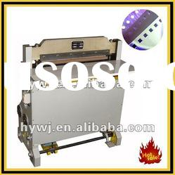 semi-auto paper punching machine for small printing use