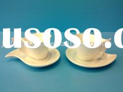 set/6 ceramic coffee cup set