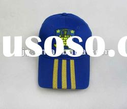 solide fashion baseball cap with embroidery, sports cap