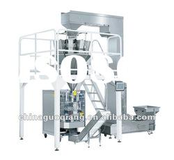 stainless steel granule automatic packing machine