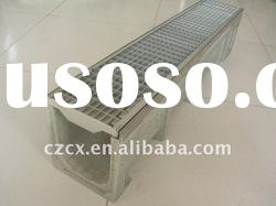 stainless steel grating drainage channel