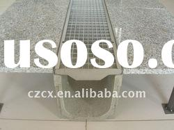 stainless steel grating drainge channel