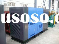 standby 125kva/100kw diesel generator set with cummins engine 6bta5.9-g2