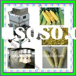 sweet corn threshing machine(0086-13838347135)