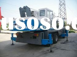 used original tadano hydraulic mobile truck crane TL250E for sale in Dubai